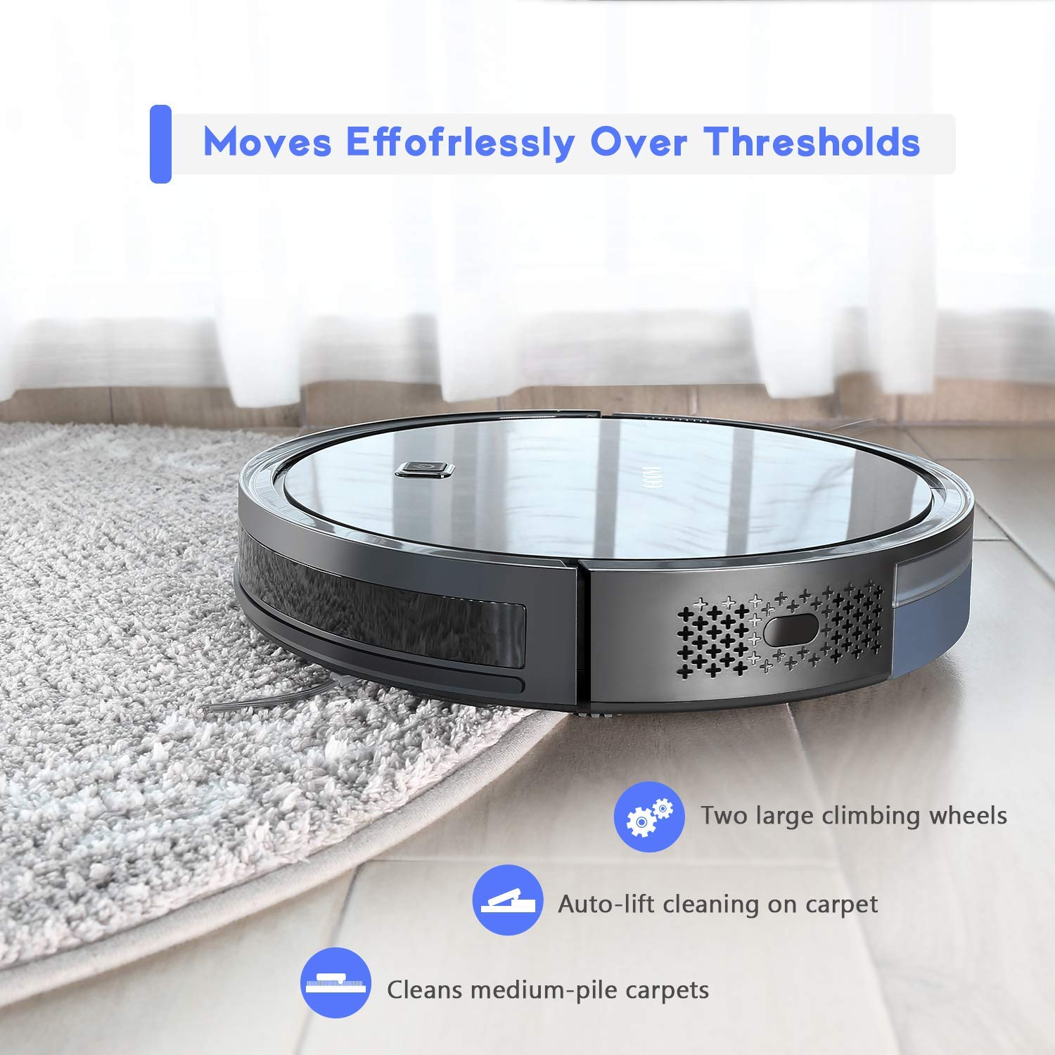 Best Robot Vacuum For Stairs
