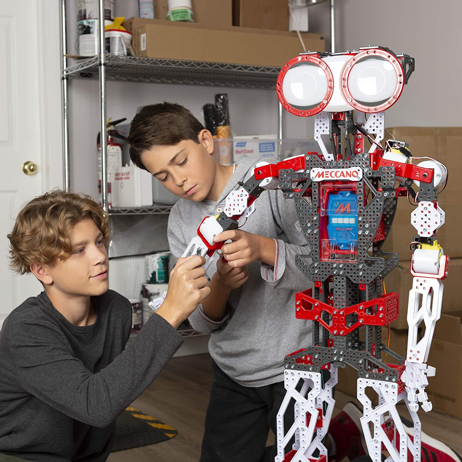 Review of Meccano XL 2.0: Best STEM Robot To Gift