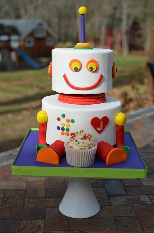 7 Awesome Robot Birthday Party Ideas That You Can Actually Use