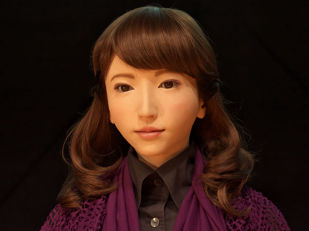 8 Robot That Looks Human